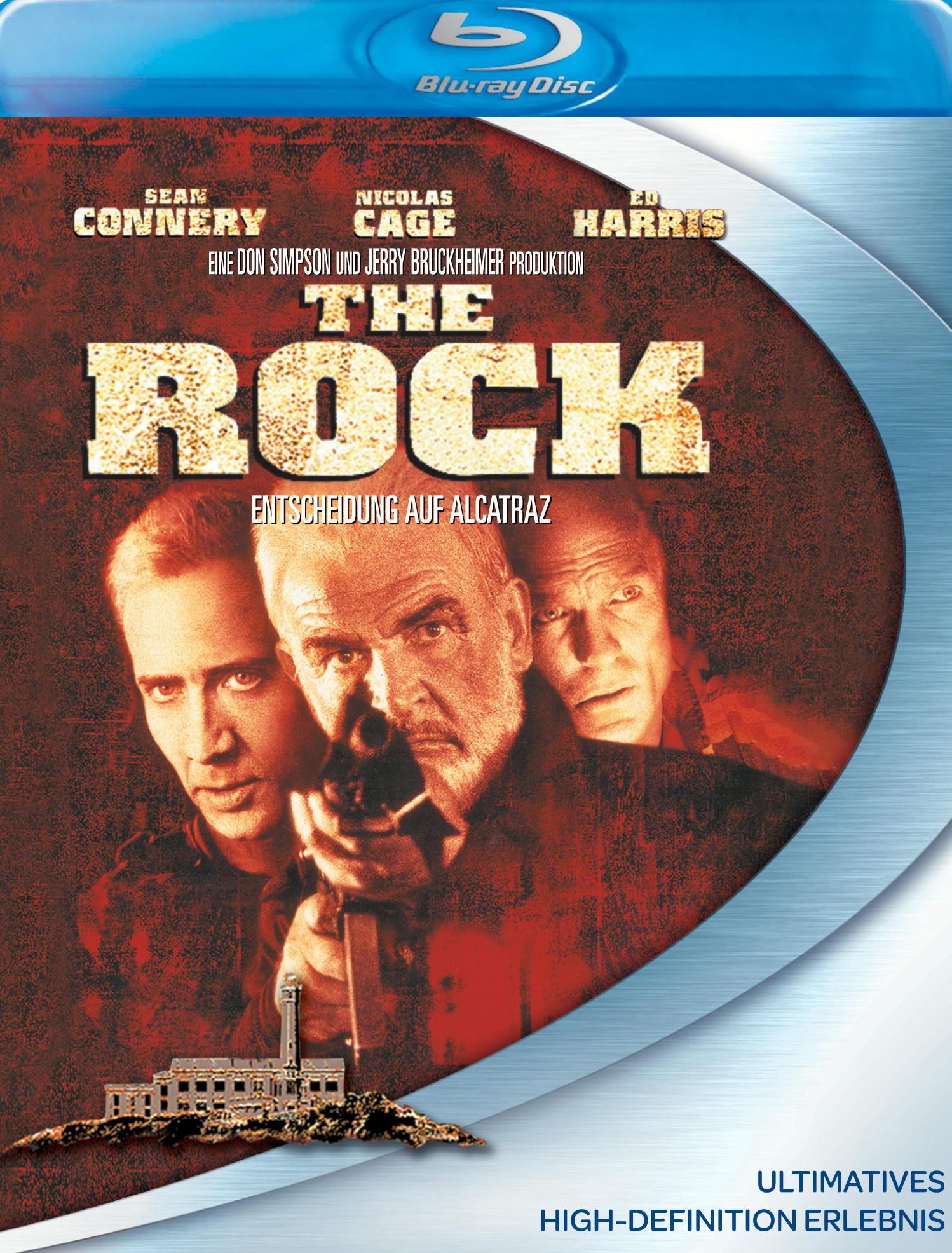The Rock - Entscheidung auf Alcatraz Poster