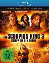 The Scorpion King 3 - Kampf um den Thron Poster