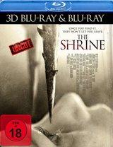 The Shrine (Blu-ray 3D, + Blu-ray 2D) Poster