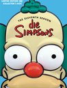 The Simpsons - Die komplette Season 11 (Kopf-Tiefziehbox, Collector's Edition, 4 DVDs) Poster