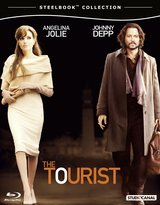 The Tourist (Steelbook Collection) Poster