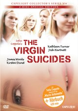 The Virgin Suicides (Special Edition, 2 DVDs inkl. Hörbuch) Poster