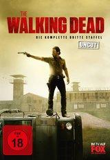 The Walking Dead - Die komplette dritte Staffel (Limited Edition, Steelbook, Uncut, 5 Discs) Poster