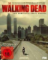 The Walking Dead - Die komplette erste Staffel (2 Discs) Poster