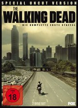 The Walking Dead - Die komplette erste Staffel (Special Uncut Version, 2 Discs) Poster