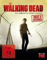 The Walking Dead - Die komplette vierte Staffel (Uncut & Extended, 5 Discs) Poster