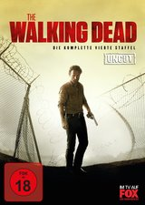 The Walking Dead - Die komplette vierte Staffel (Uncut, 5 Discs) Poster