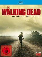 The Walking Dead - Die komplette zweite Staffel (3 Discs) Poster