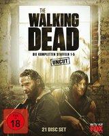 The Walking Dead - Die kompletten Staffeln 1-5 Poster