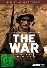 The War - Die Gesichter des Krieges (4 Discs) Poster