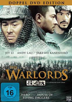 The Warlords (2 DVDs) Poster