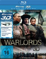 The Warlords (Blu-ray 3D) Poster