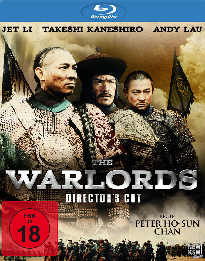The Warlords (Director's Cut, 2 Discs) Poster