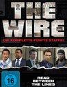 The Wire - Die komplette fünfte Staffel (4 Discs) Poster