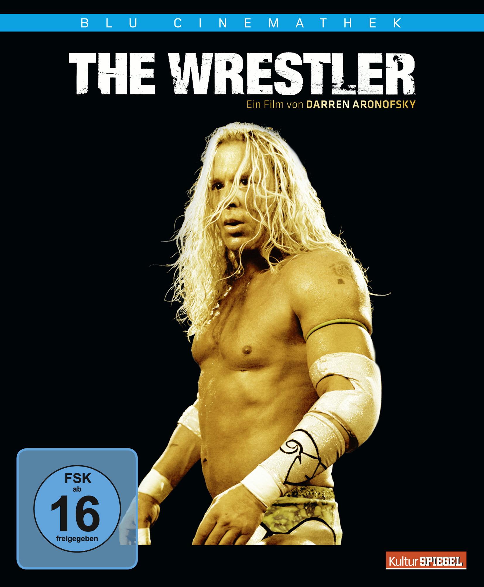 The Wrestler (Blu Cinemathek) Poster