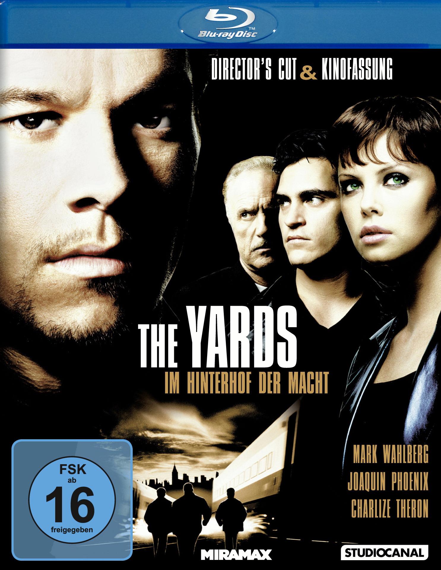 The Yards - Im Hinterhof der Macht (Director's Cut) Poster