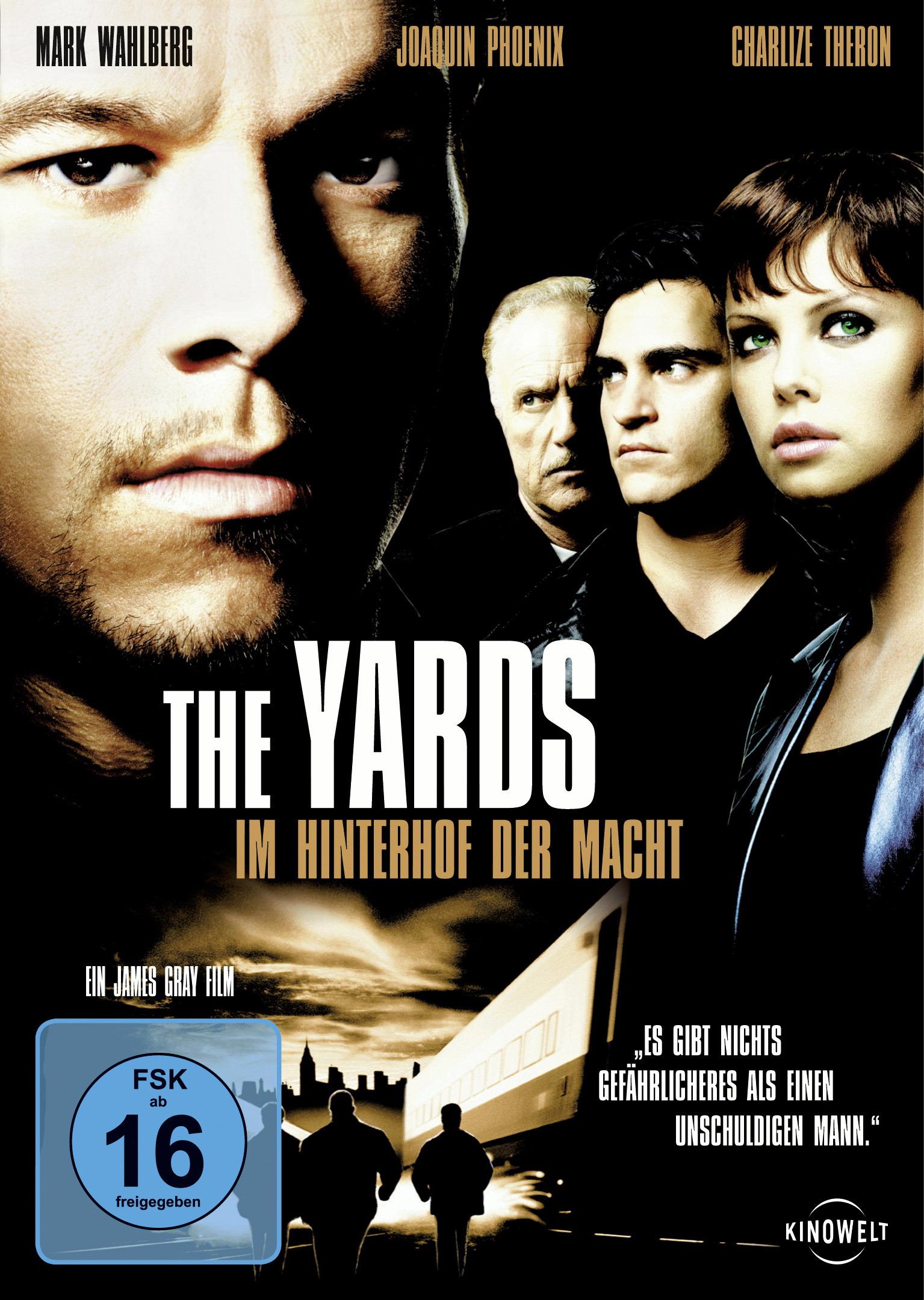 The Yards - Im Hinterhof der Macht Poster