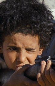 Theeb Poster
