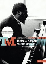 Thelonious Monk - American Composer (NTSC) Poster