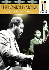 Thelonious Monk - Live in '66 (NTSC) Poster