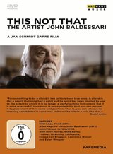This Not That - The Artist John Baldessari Poster