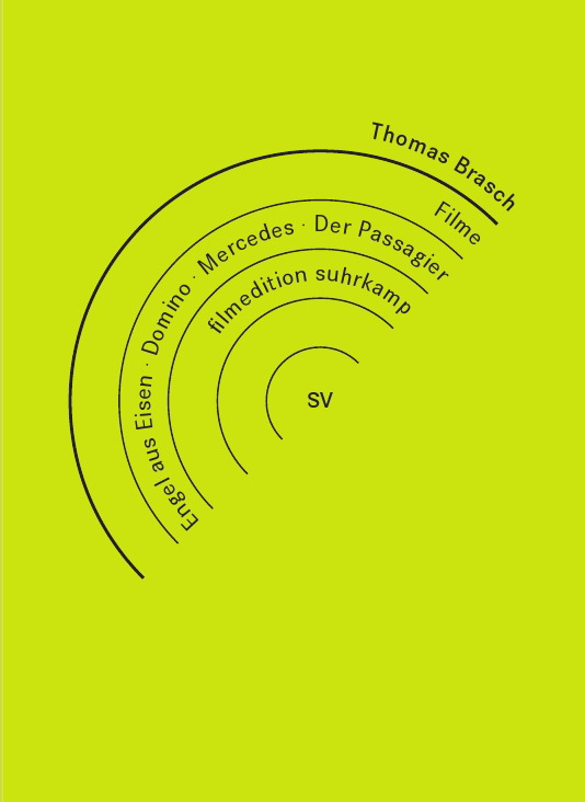 Thomas Brasch Filme (3 DVDs) Poster