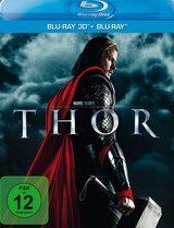 Thor (Blu-ray 3D, + Blu-ray 2D) Poster