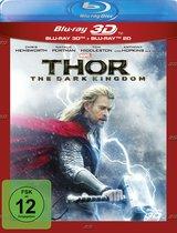 Thor - The Dark Kingdom (Blu-ray 3D, + Blu-ray 2D) Poster