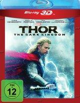 Thor - The Dark Kingdom (Blu-ray 3D) Poster