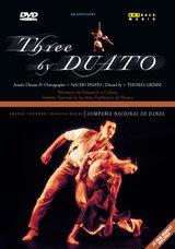 Three by Duato - Drei Ballette von Nacho Duato Poster