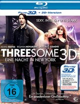 Threesome - Eine Nacht in New York (Blu-ray 3D) Poster
