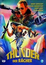 Thunder - Der Rächer Poster