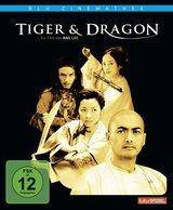 Tiger & Dragon - Der Beginn einer Legende (Blu Cinemathek) Poster