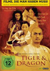 Tiger & Dragon (Einzel-DVD) Poster