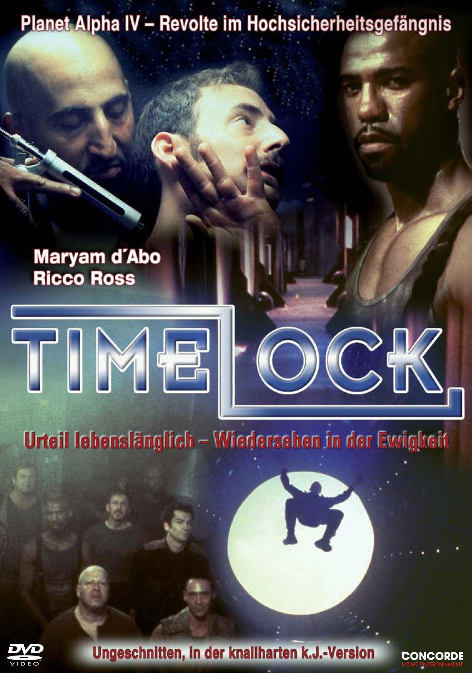 Timelock (Uncut Version) Poster