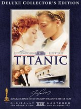 Titanic (Deluxe Collector's Edition, 4 DVDs) Poster