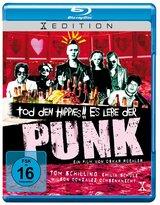 Tod den Hippies!! Es lebe der Punk Poster
