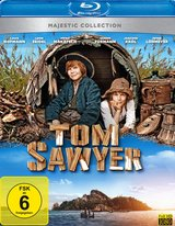 Tom Sawyer (+ DVD) Poster