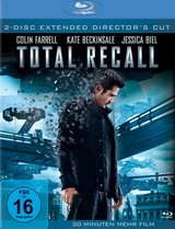 Total Recall (2-Disc Extended Director's Cut) Poster