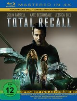 Total Recall (2 Discs) Poster