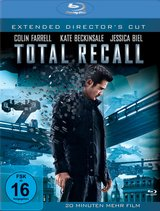 Total Recall (Extended Director's Cut) Poster