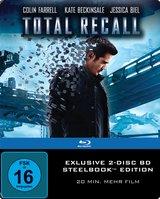 Total Recall (Steelbook, 2 Discs) Poster