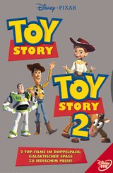 Toy Story 1+2 Doppelpack Poster