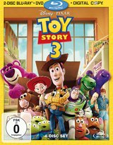 Toy Story 3 (2 Disc Blu-ray + DVD + Digital Copy) Poster