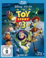 Toy Story 3 (2 Disc-Blu-ray) Poster