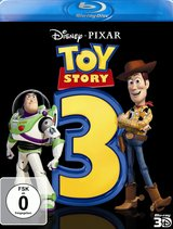 Toy Story 3 (Blu-ray 3D) Poster