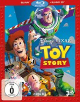 Toy Story (Blu-ray 3D, + Blu-ray 2D) Poster