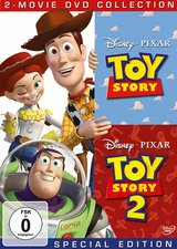 Toy Story / Toy Story 2 (Special Edition, 2 Discs) Poster