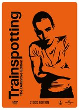 Trainspotting (The Definitive Edition, 2 DVDs im Steelbook) Poster