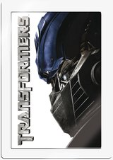 Transformers (Steelbook, 2 DVDs) Poster